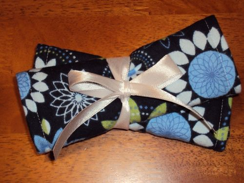 Sea of Floral Carseat Strap Wraps